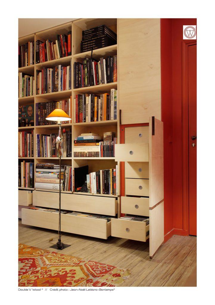 bookshelf-design-wood