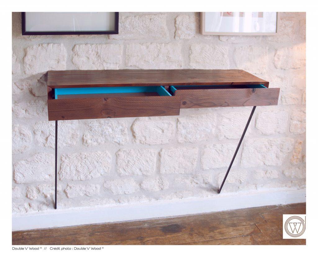 console-tiroir