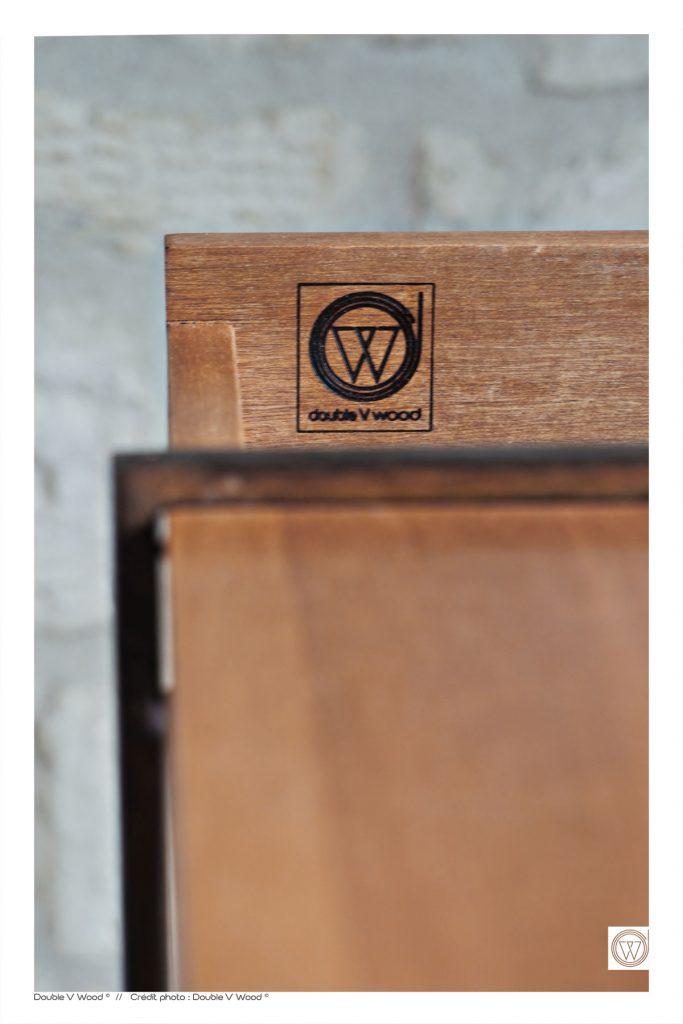 double-v-wood