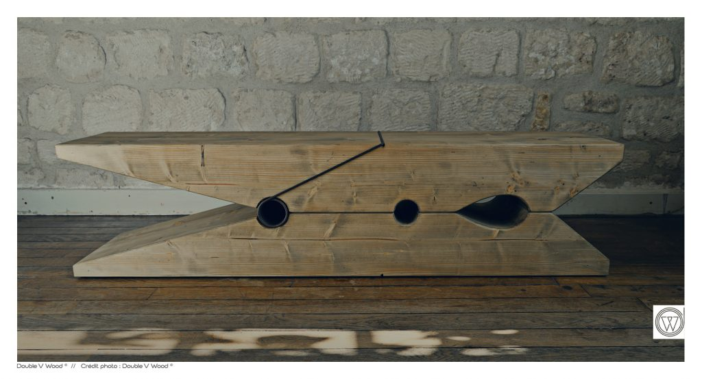 Banc Pince A Linge Geante Design Menuiserie Et Ebenisterie D Art A Paris